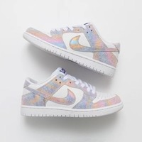 NIKE SB DUNK LOW TRD QS Colorful Sneakers
