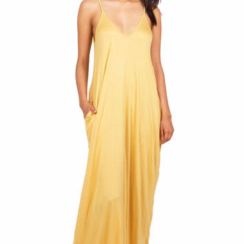Wisp Harem Maxi Dress
