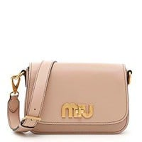 Miu Miu Women's 5BD0712BKOF0770 Pink Shoulder Bag