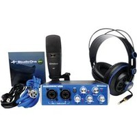 PreSonus AudioBox Studio Recording Bundle | GuitarCenter