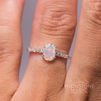 Opal Ring - Above Clouds