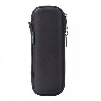 ONETOW iDream365(TM) Small Size EVA Carrying Case/Bag/Pouch/Holder for Executive Fountain Pen,Ballpoint Pen,Stylus Touch Pen-Black