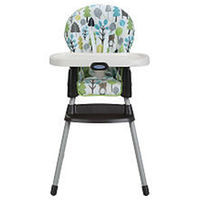 Graco SimpleSwitch™ Highchair and Booster - Bear Trail