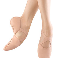 "Elastosplit ""X"" Leather Ballet Shoe ES0250L"