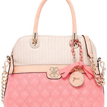 GUESS Merci Small Dome Satchel