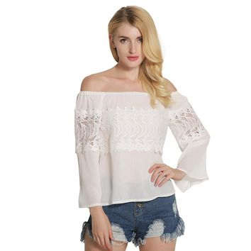 Angel Eyes Lace Top