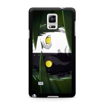 Zetsu Face Note 4 Case