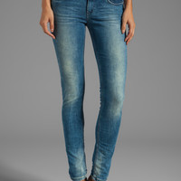 Maison Scotch Parisienne Skinny in Light Denim from REVOLVEclothing.com