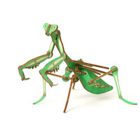 Praying Mantis DIY Model