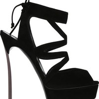 Casadei Platform Stiletto Sandals - Capsule By Eso - Farfetch.com