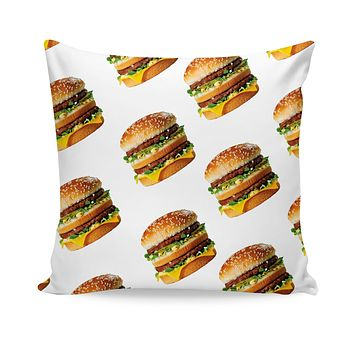 Big Mac Couch Pillow