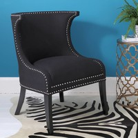 Mayfair Black Chair