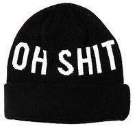 Dimepiece Designs The Oh Shit Beanie