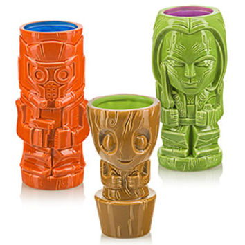 Guardians of the Galaxy Geeki Tikis - Exclusive