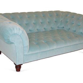 George Smith Victorian 78 Tufted From One Kings Lane
