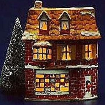 Dept 56 Original Snow Village Apothecary 5076-8