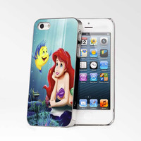 Disney Princess Little Mermaid Ariel iPhone 4s iphone 5 iphone 5s iphone 6 case, Samsung s3 samsung s4 samsung s5 note 3 note 4 case, iPod 4 5 Case