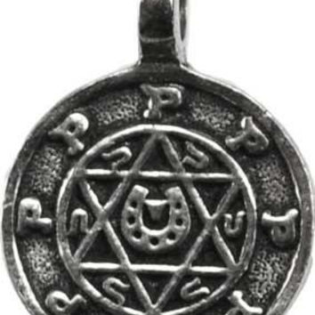 Solomon Seal Of Luck Amulet