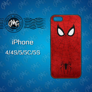 Spider-Man , iPhone 5S case , iPhone 5C case , iPhone 5 case , iPhone 4S case , iPhone 4 case