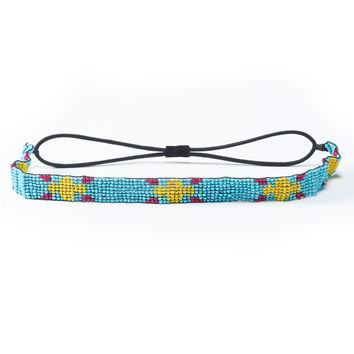 Southwest Beaded Headband