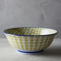 Inside Out Serving Bowl by Anthropologie
