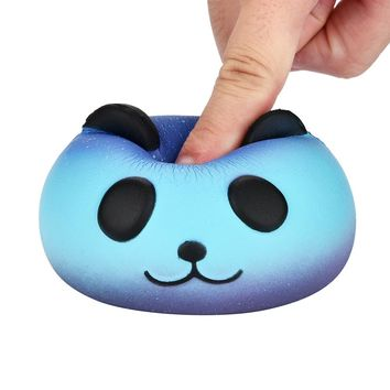Squeeze Galaxy Cute 10 CM large Panda Baby Cream Scented Squishy Slow Rising Fun Antistress Novelty Funny Gadgets