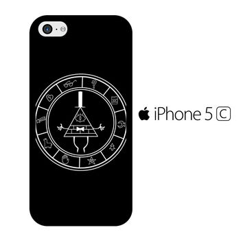 Gravity Falls iPhone 5C Case