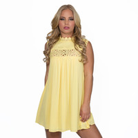 Let The Sunshine In Shift Dress