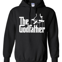 Hilarious The Godfather Unisex Hoodie!! Funny The Godfather Hoodie!! Great Gift Idea For The Godfather!!!