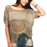 Carefree Knit Top