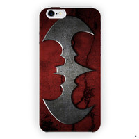 Batman Logo Comic And The Movie Symbol For iPhone 6 / 6 Plus Case