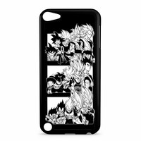 Dragon Ball Goku Gohan Vegeta Evolution iPod Touch 5 Case