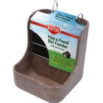 Super Pet- Container-Hay-n-food Bin Feeder
