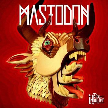 Mastodon - The Hunter [Clean]