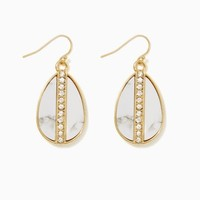Mia Marble Earrings | Fashion Jewelry | charming charlie