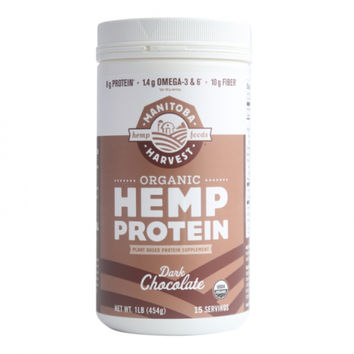 Hemp Protein Chocolate – 1lb