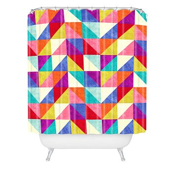 Jacqueline Maldonado Jubilee Shower Curtain
