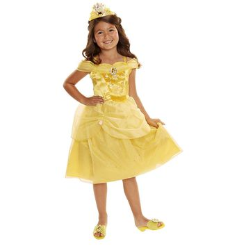 Disney Princess Heart Strong Belle Dress