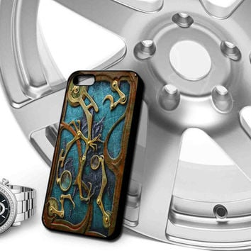 Steampunk Book Cover antique Case for iPhone 4/4s,iPhone 5/5s/5c,Samsung Galaxy S3/s4 plastic & Rubber case