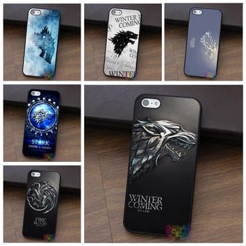 New Arrival Game Of Thrones iPhone Cases