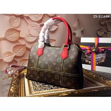 LV Louis Vuitton WOMEN'S MONOGRAM CANVAS RETIRO HANDBAG SHOULDER BAG