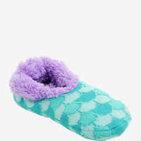 Disney The Little Mermaid Cozy Slippers