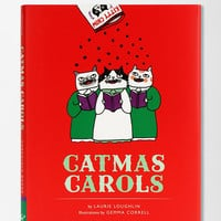 Catmas Carols By Laurie Loughlin & Gemma Correll - Urban Outfitters