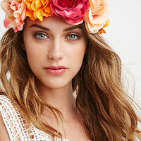 Mixed Flower Crown