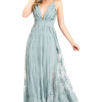 Ever After Maxi Dress