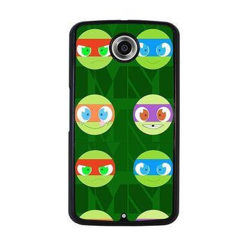 teenage mutant ninja turtles babies tmnt nexus 6 case cover  number 1