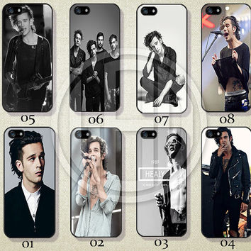 Matthew Healy  Phone cases,iPhone 5S 5 5C Case, iPhone4S case, Samsung Galaxy S3 S4 S5 Case, Samsung Galaxy Note 2 3 case-51301