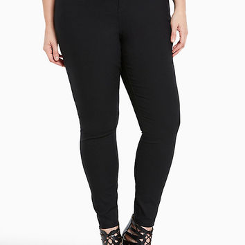 Skinny Pant - Black Deluxe Stretch