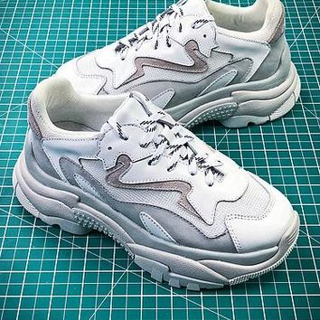 2018 Ash 2018 Addict Ai340l40001 White Fashion Sneaker - Best Online Sale