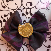 Ursula- The Little Mermaid Inspired Bow